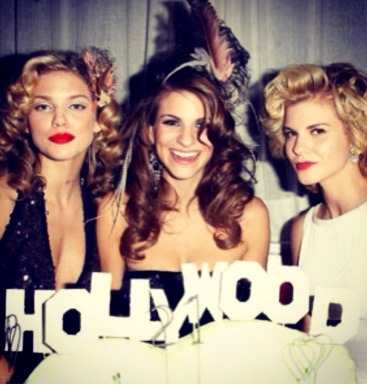 When the McCord girls first came to Hollywood. AnnaLynne McCord, Rachel McCord, Angel McCord (Photo credit: @themccordlist on Instagram) Photo credit: @themccordlist on Instagram