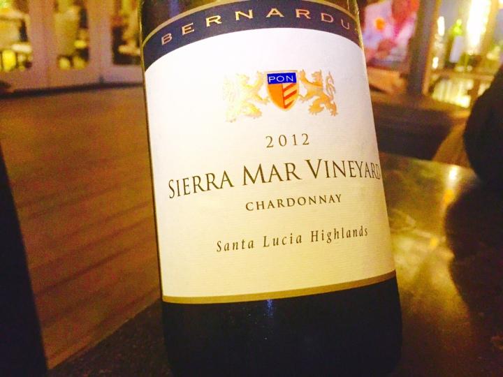 Lucia Bernardus Inn and Spa Ingrid's Vineyard