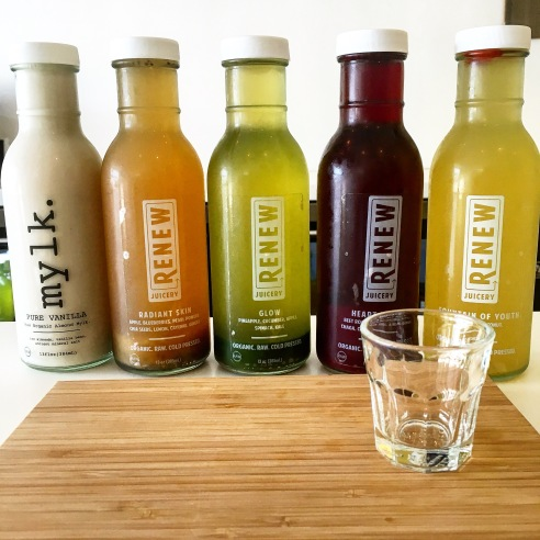 Cold and Thirty, Culver City, juice cleanse Cryo