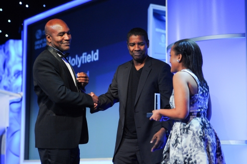 Boys & Girls Club of America Great Futures Gala 2015 on Wednesday, Nov. 4, 2015, in Beverly Hills, Calif. (Photo by Vince Bucci)