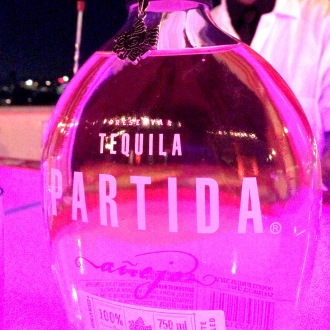 Partida Tequila at Partida Loteria Los Angeles Launch Party (photo credit: Rochelle Robinson)