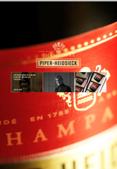 Piper-Heidsieck Champagne (photo: courtesy of Piper-Heidsieck website)