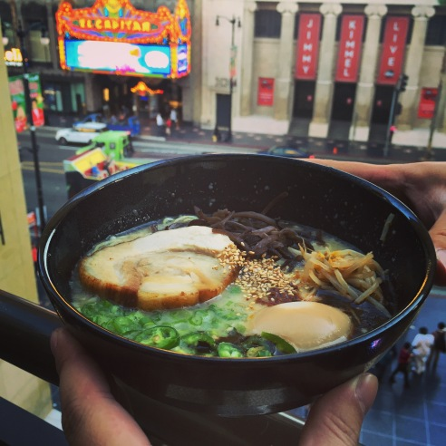 JINYA Ramen Express_Hollywood Blvd