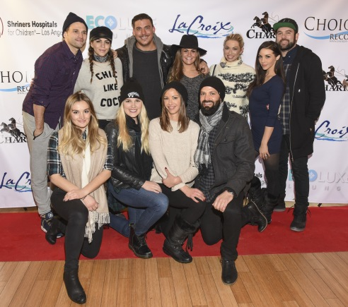 The cast of the Vanderpump Rules attends EcoLuxe Lounge at Sundance16 on January 24, 2016 in Park City, Utah. (Photo by Vivien Killilea/Getty Images for EcoLuxe)