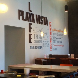 LYFE Kitchen in Playa Vista (photo credit: Rochelle Robinson)
