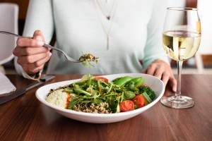 LYFE Kitchen Quinoa Crunch Bowl