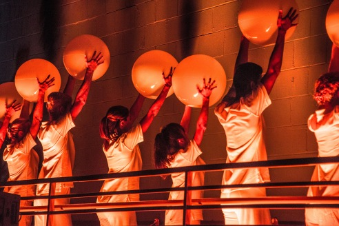 PDG dancers (photo credit: Frances Chee)