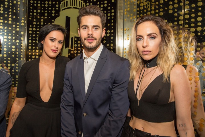 Rumer Willis, Jayson Blair, Maeve Reilly