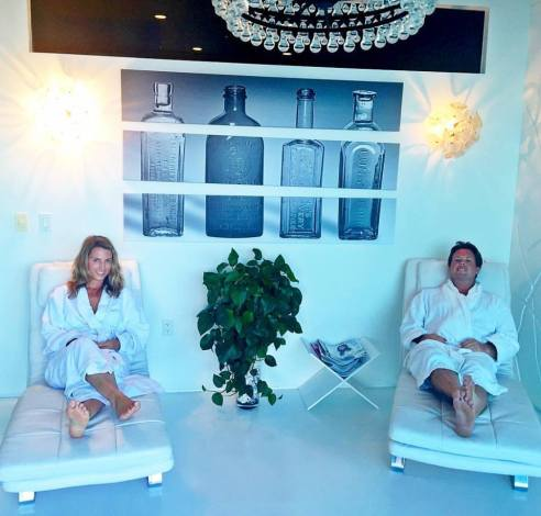 Cure Salon and Med Spa. Malibu. pamper