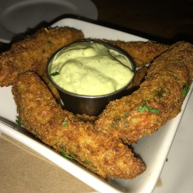 Hyperion Public Silver Lake avocado fries