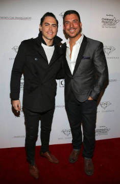 Tom Sandoval and Jax Taylor