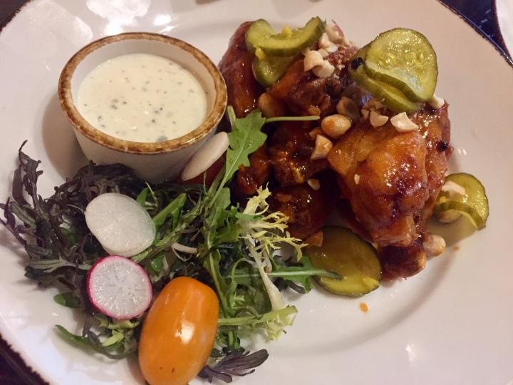Pechanga Lobby Chicken