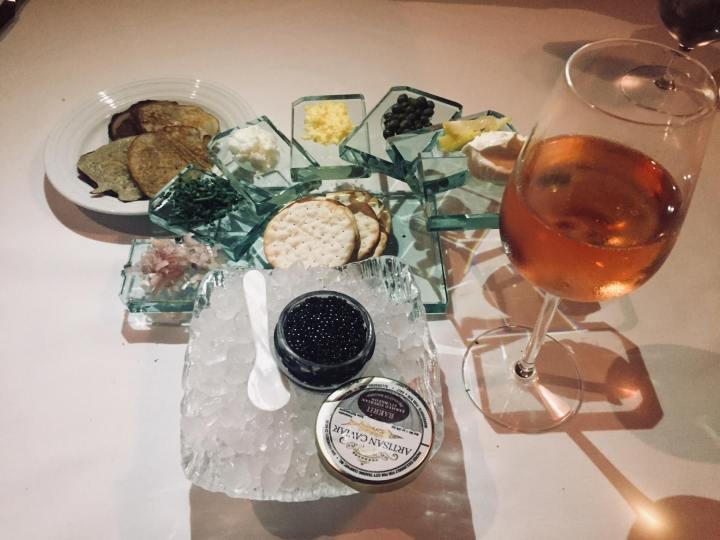 Viejas Grove Caviar