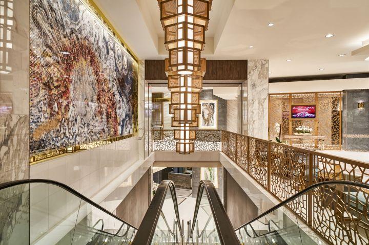 Viejas Lobby